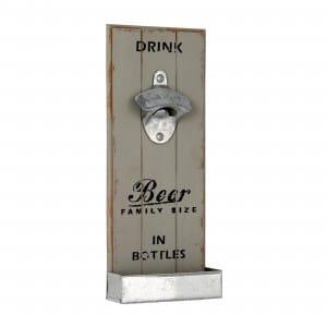 Wall Beer Bottle Opener