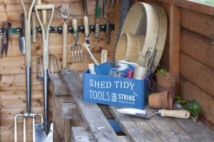 Blue Shed Tidy