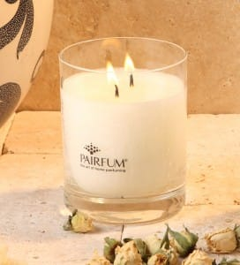 PAIRFUM Snow Crystal Candle
