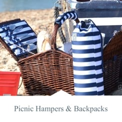 Picnic Hampers & Backpacks