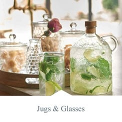 Jugs & Glasses