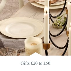 Gifts £20 to £50