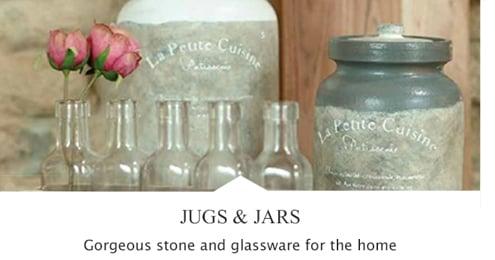 Jugs & Jars