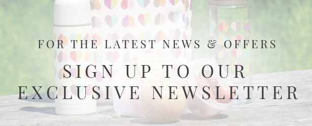 For The Latest News & Offers - Sign Up To Our Exclusive Newsletter