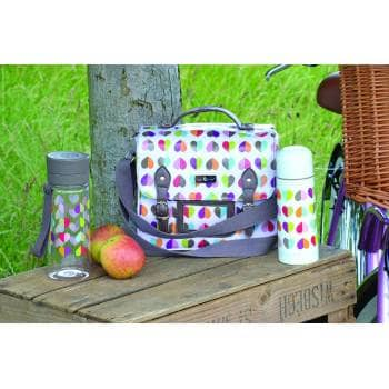 Win a Lunch Satchel, Flask and Water Bottle!