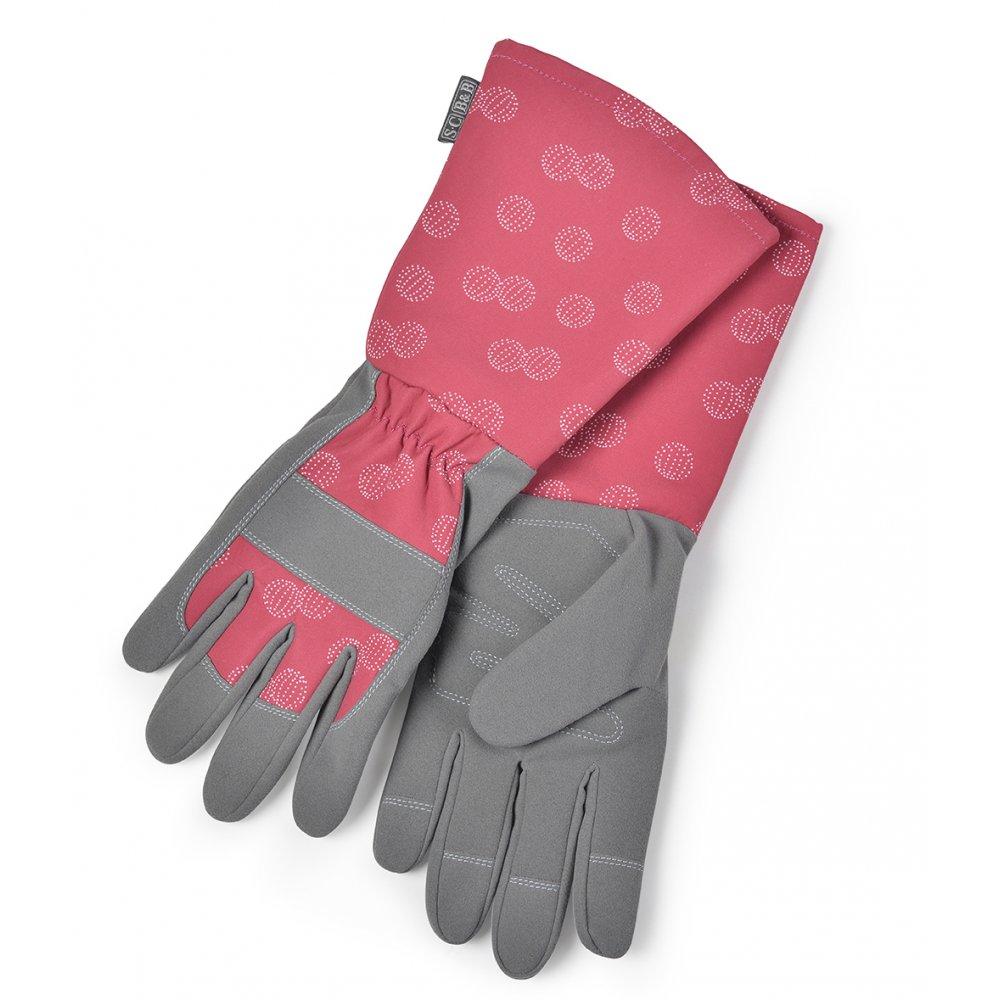 Burgon ball sophie conran ladies gardening gauntlet for Gardening gloves ladies