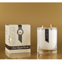 Pairfum Snow Crystal Candle - Pink Grapefruit