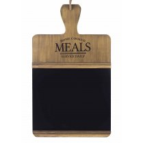 Large Wooden Blackboard - Home Cooked Meals