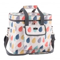 Beau & Elliot Raindrops Family Cool Bag by Navigate