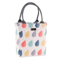 Beau & Elliot Raindrops Lunch Tote Bag by Navigate