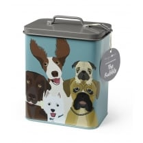 "Burgon & Ball ""The Rabble"" Dog Storage Tin"