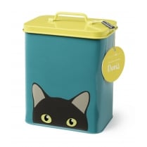 "Burgon & Ball ""Doris"" Cat Storage Tin"
