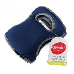 Burgon & Ball Kneelo Knee Pads - Navy Blue