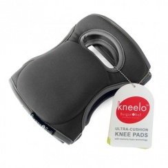 Burgon & Ball Kneelo Knee Pads - Slate Grey