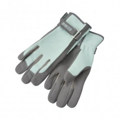 Burgon & Ball Sophie Conran Ladies Gardening Gloves - Blue