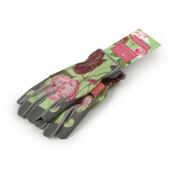 Burgon & Ball Ladies Gardening Gloves - Rosa Chinensis