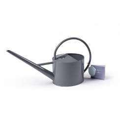 Burgon & Ball Sophie Conran 1.7 Litre Indoor Metal Watering Can - Grey