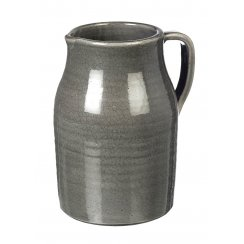 Dark Grey Marlow Ceramic Jug