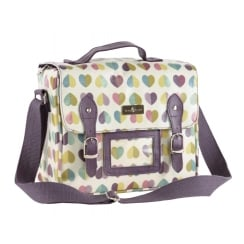 Beau & Elliot Vintage Confetti Lunch Satchel by Navigate