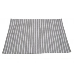 Linen Stripe Rectangular Placemat (45x30)