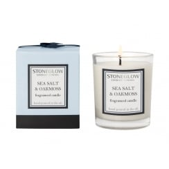 Stoneglow Modern Classics Sea Salt & Oakmoss Small Votive Candle